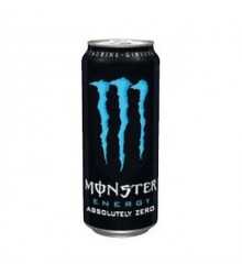 Monster Energy Absolutely ZERO 0,5 L