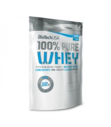 Biotech USA 100% Pure Whey - 1000 g