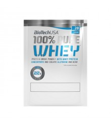 Biotech USA 100% Pure Whey - 28 g