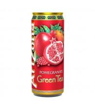 AriZona Zöld tea Gránátalma ízű 0,33l