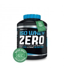 Biotech USA Iso Whey Zero lactose free- 2270 g