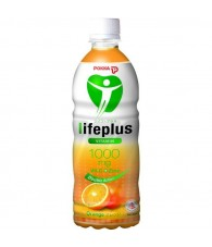 LifePlus Orange 1000mg C-vitamin 0,5l