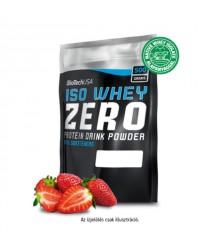 Biotech USA Iso Whey Zero lactose free- 500 g AKCIÓS!