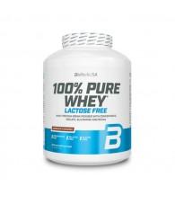 Biotech USA 100% Pure Whey Lactose Free 2270g