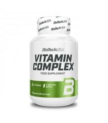 Biotech USA Vitamin Complex / Vita Complex  - 60 kapszula ( utolsó darab )