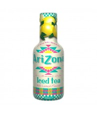 AriZona Fekete tea Citromos 0,45l