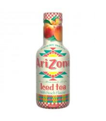 AriZona Fekete tea Barackos 0,45l