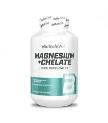 Biotech USA Magnesium + Chelate 60 kapszula