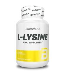 Biotech USA L-Lysine 90 kapszula