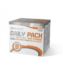 Biotech USA Daily Pack - 30 csomag