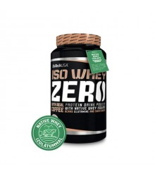 Biotech USA Iso Whey Zero lactose free- 908 g