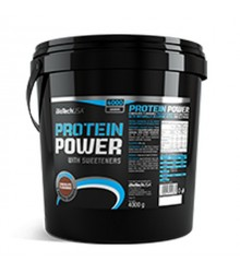 Biotech USA Protein Power - 4000 g