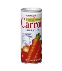 Pokka Carrot /sárgarépalé/ 0,24l