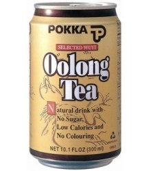 Pokka Oolong tea 0,3l