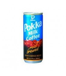 Pokka Milk Coffee 0,24l